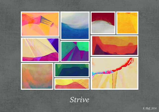 Strive Collage