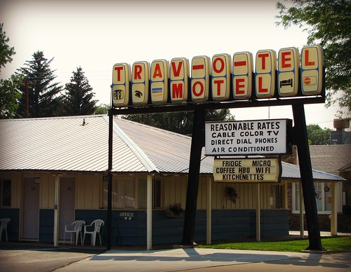 colorado craig smalltown us40 motels vintagesigns plasticsigns vintagemotels