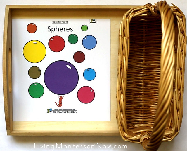 Sphere Hunt Tray
