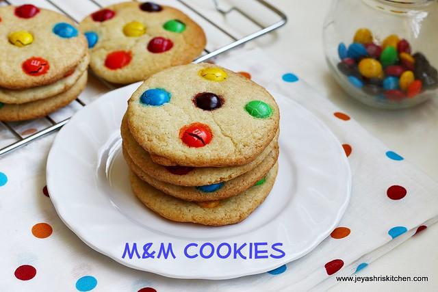 Eggless -cookies