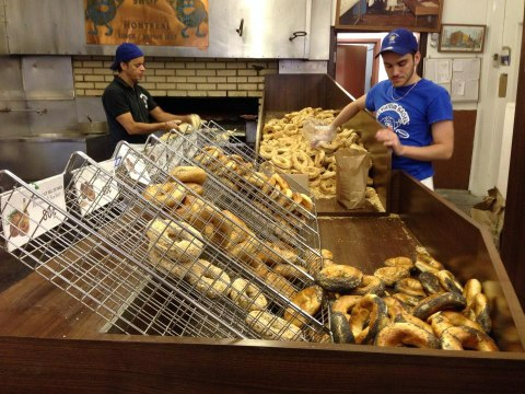 St Viateur Bagel Shop