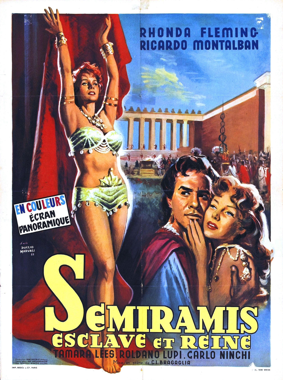 The Queen of Babylon (1954)