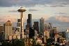 Seattle Skyline #1