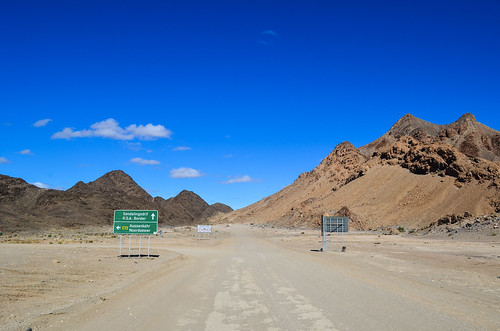 Close to Sendelingsdfrift, Namibia