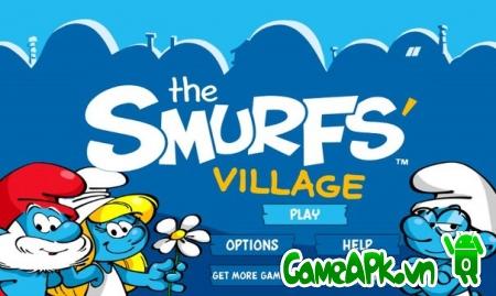 Smurfs' Village v1.4.8a hack full tiền cho Android