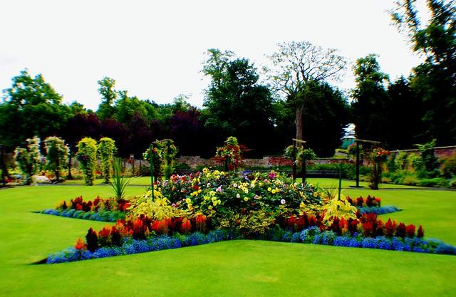House for Art Lover Garden