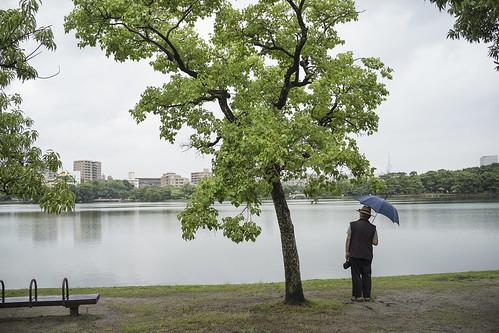 福岡市中央区|大濠公園
