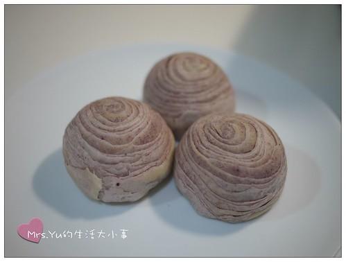 芋頭螺旋酥
