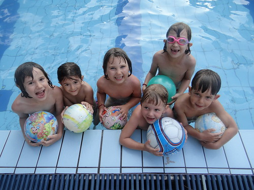 aktivnosti na bazenu