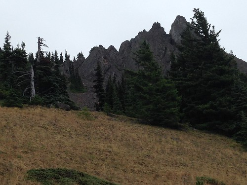 Surveying at Steeple Rock 3