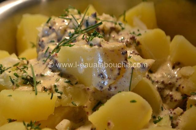 Salade de Pommes de Terre à la Moutarde à l'Ancienne © Ana Luthi Tous droits réservés 021_GF
