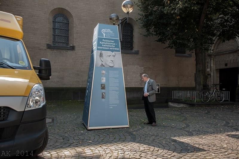 Cologne St. Aposteln_Curiosity