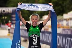 Frintová opanovala pohár ve Varech, nejlepším z Čechů byl Linduška