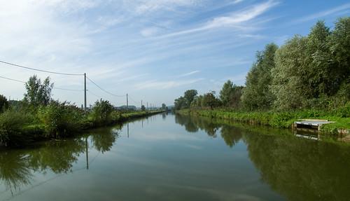 Canal du Rhône au Rhin à Gommersdorf
