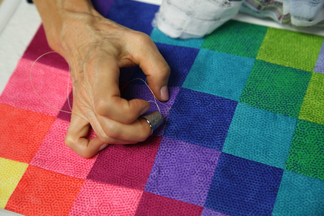 Piece Patch Quilt: Basic Quiltmaking Skills - A Craftsy Video Course