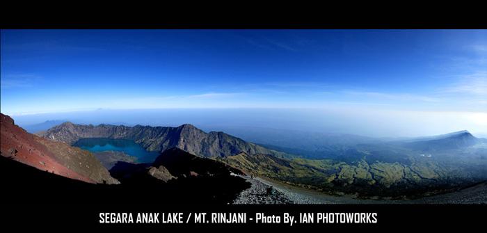 [CATPER] Rinjani 3726 m, The Lost Atlantis In Indonesia