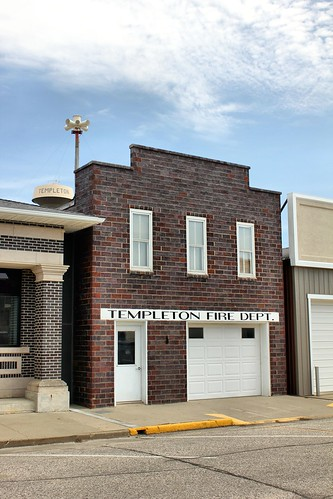 Fire Station (Former) - Templeton, IA