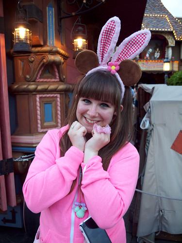 Mickey Bunny Ears