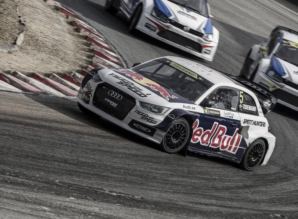 PHOTOS: Best of EKSRX Audi S1 quattro in 2014 FIA World Rallycross ...