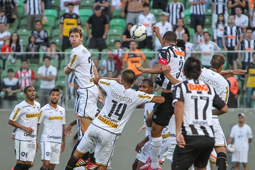 Atlético x Botafogo 07.09.2014