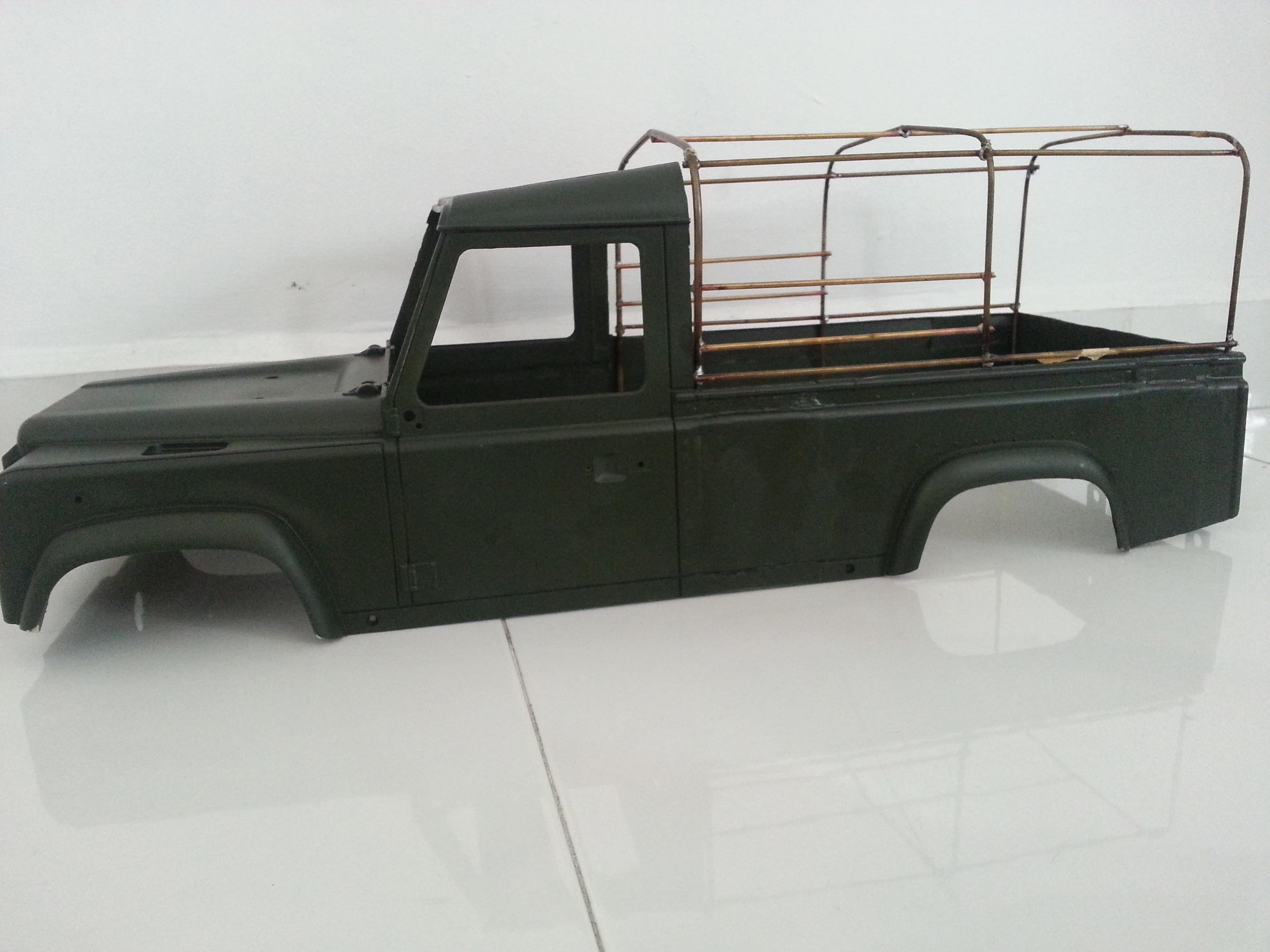 rover - BabyBoy's Land Rover D110 V2 - Page 2 14989398979_1a802d7a79_o