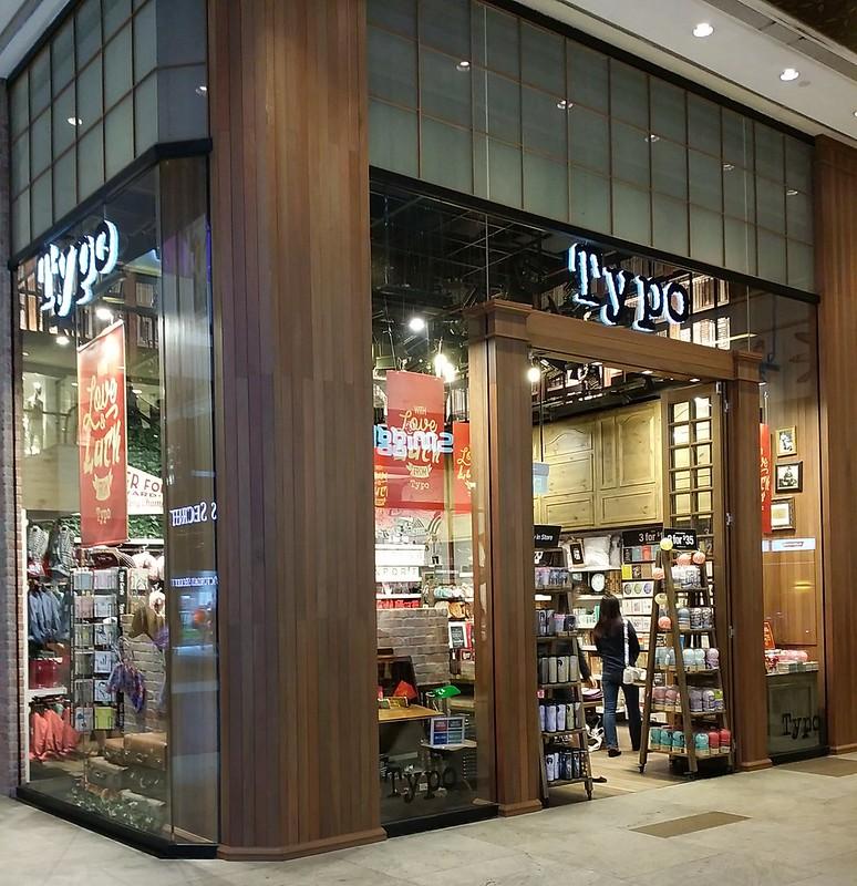 Typo, Singapore