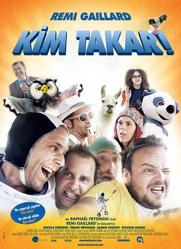 Kim Takar - N'importe Qui – What the Fuck (2014)