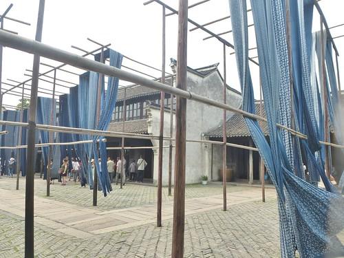 Zhejiang-Wuzhen-Atelier de teinture (4)