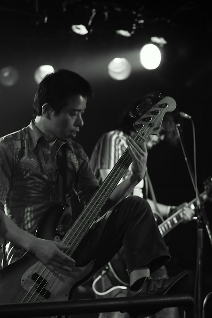 THE NICE live at Outbreak, Tokyo, 27 Aug 2014. 229