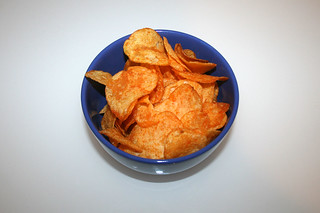 09 - Zutat Kartoffelchips / Ingredient potato chips