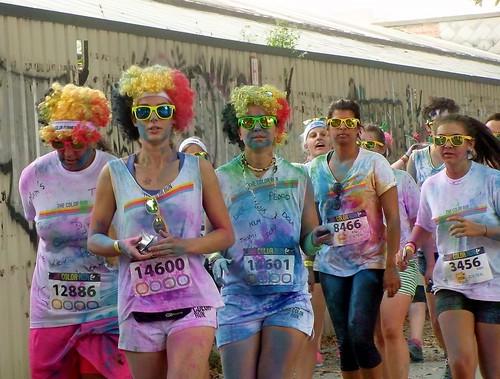 Tricolor Run