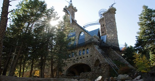 Construction Projects Bishop Castle