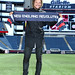 Jermaine Jones with Revs scarf