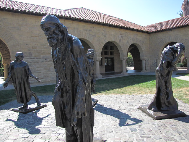 Rodin The Burgers of Calais