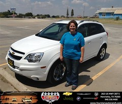 Congratulations to Laurie Veitenheimer on your new car  purchase from Dewayne  Aylor  at Four Stars Auto Ranch! #NewCar