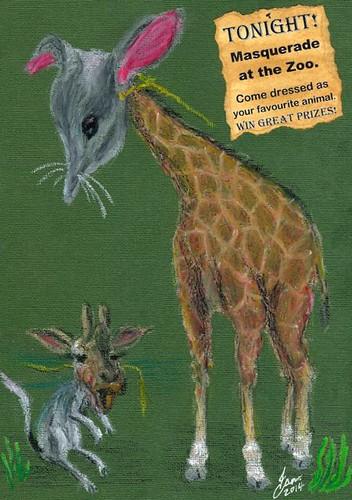 Week 38 Giraffe