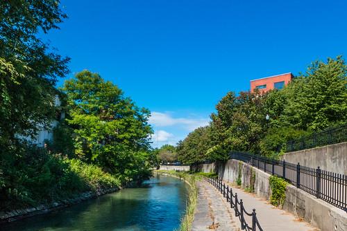 Creek Walk Syracuse NY