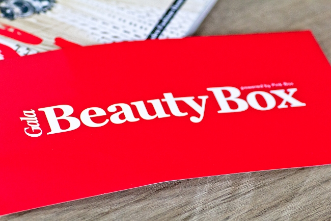 Gala Beauty Box September