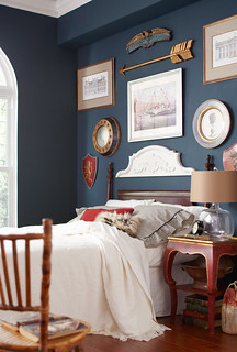 Patriotic Bedroom