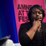 Children's Laureate Malorie Blackman talks about the power of fiction |