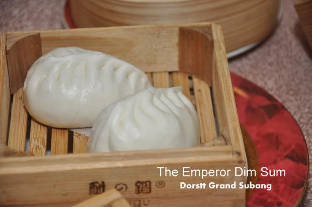 Dim Sum The Emperor Dorsett Grand Subang