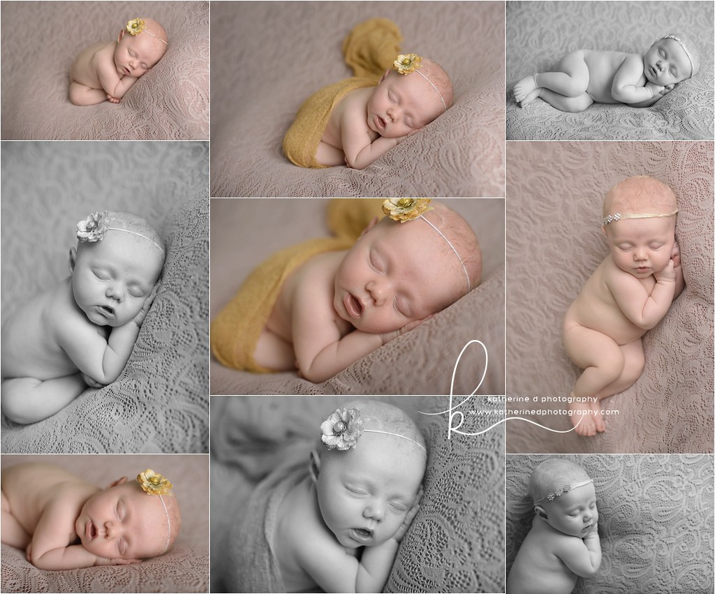 Beautiful Fayetteville NC Newborn Photographer