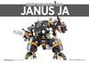 BricksBen - LEGO Mecha Warrior Janus Ja