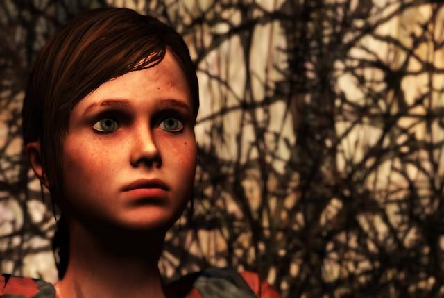 Ellie, Left Behind