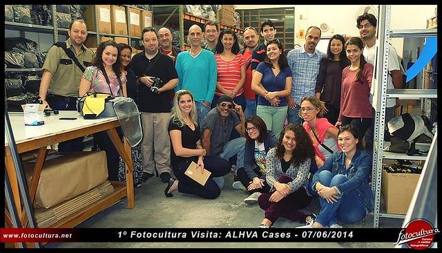 1º Fotocultura Visita: ALHVA (7/6/14) - Foto Oficial