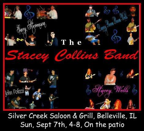 Stacey Collins Band 9-7-14