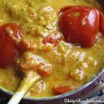 ©Rezepte von Nigel Slater: Tomato Curry (2)