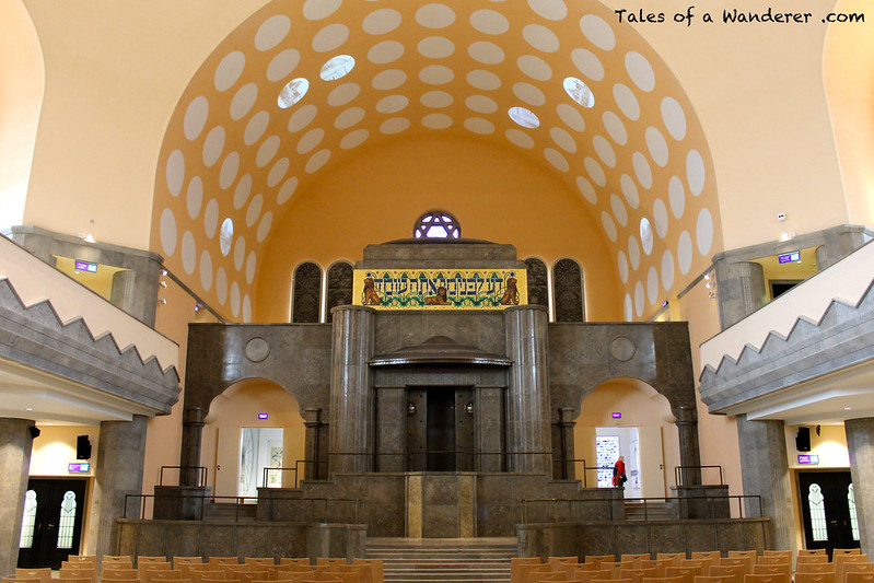 ESSEN - Alte Synagoge