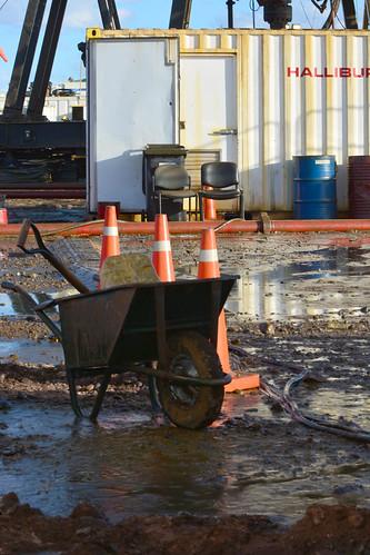 Lo que dejó la fuga de gas en el pozo no convencional de Añelo