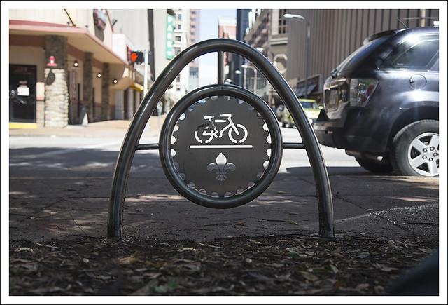 Arch Bike Rack